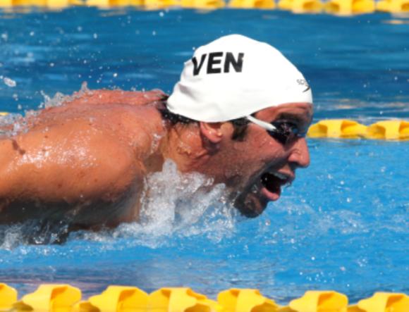 Con la marca obtenida en Paraguay, el venezolano podrá participar en su cuarta Olimpíada.