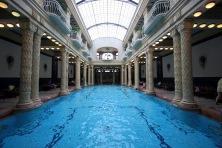 La natación es para los húngaros un deporte esencial.