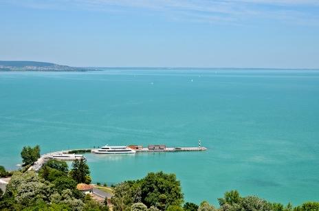 Las pruebas de aguas abiertas serán en el turístico lago Balaton.